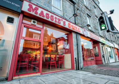 Maggie's From the Street